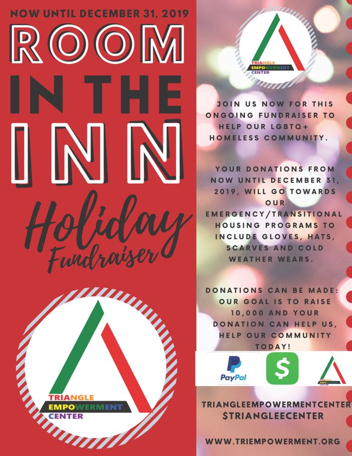 Holiday Fundraiser 2019