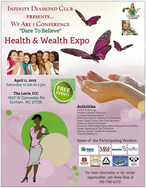 IDC Health & Wealth Expo