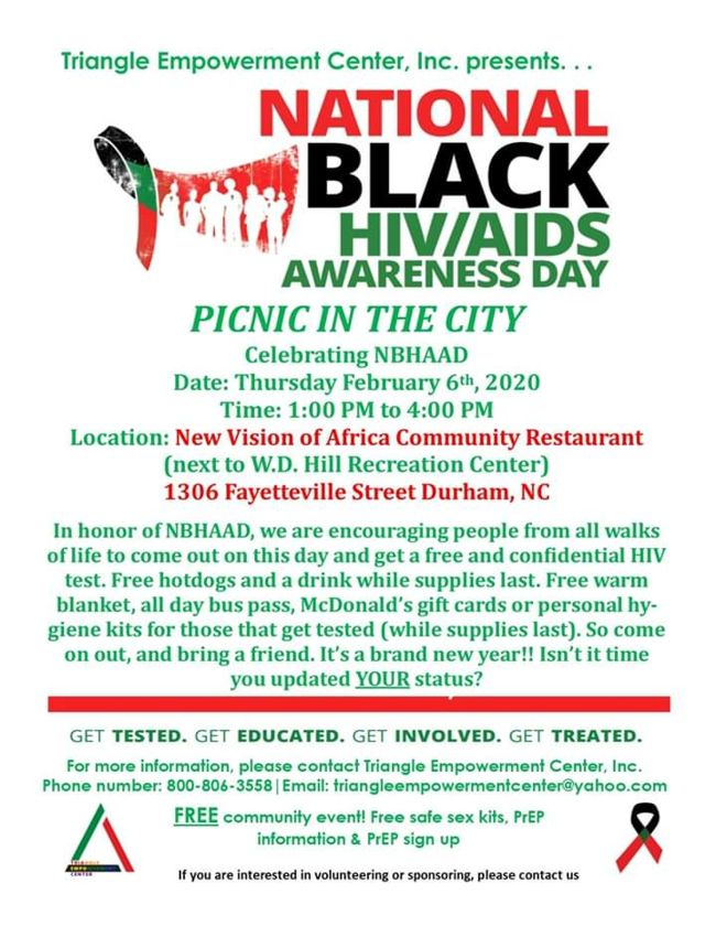 National Black HIV/AIDS Awareness Day 2020