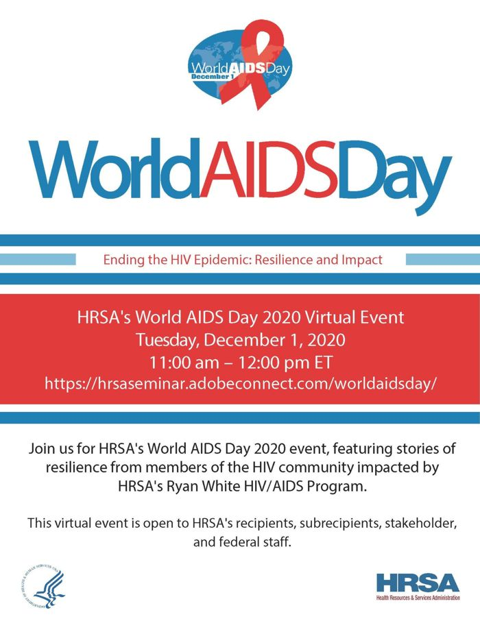 World AIDS Days Event 2020